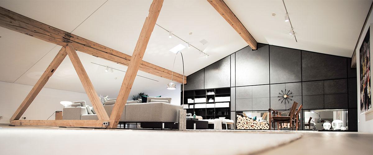 unterschiedliche pole die verschmelzen vom sch nen wohnen. Black Bedroom Furniture Sets. Home Design Ideas