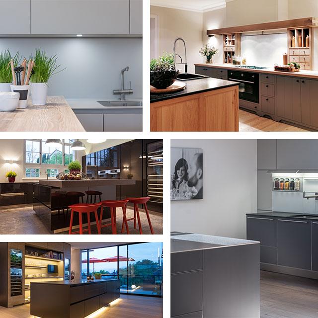 die sieben goldenen regeln f r die gute k che vom sch nen wohnen. Black Bedroom Furniture Sets. Home Design Ideas