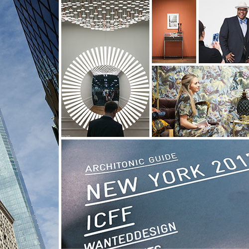 Design-Messe im Big Apple – und was man an New York einfach lieben muss