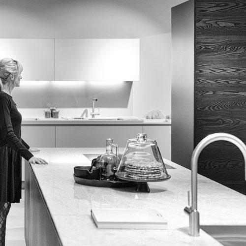 Trend 2019: Küche + Wohnzimmer = neues (T)Raumpaar!